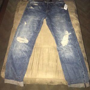 Joe Fresh Jeans - Boyfriend Jeans (New)